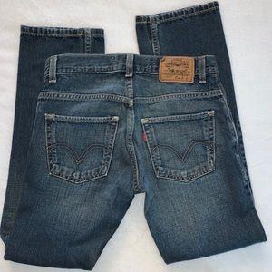 Levi's 511 Skinny Jeans Size 14  W27 x L27